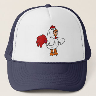 Chicken Man Trucker Hat