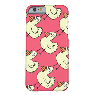 Chicken Math for Crazy Chicken Ladies Barely There iPhone 6 Case