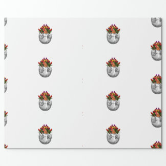 Chicken 'n' Egg Wrapping Paper