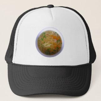 Chicken Noodle Soup Trucker Hat
