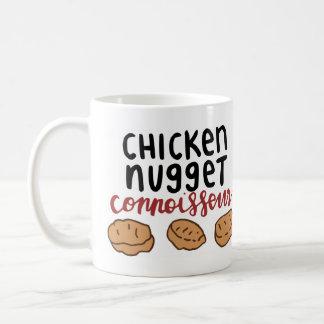 Chicken Nugget Connoisseur Coffee Mug