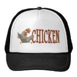 Chicken on a Hat