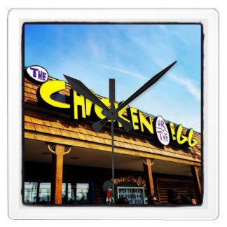 Chicken or the Egg (Chegg) LBI, New Jersey Wallclock