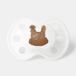 Chicken Pacifier