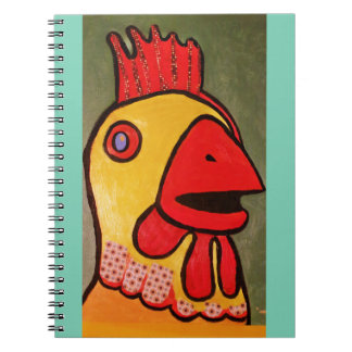 Chicken Photo Notebook