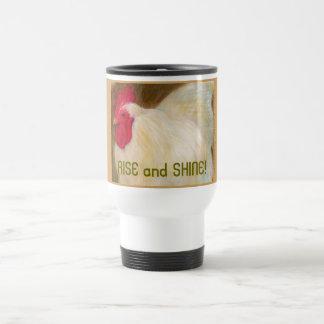 Chicken Travel Mug Stainless