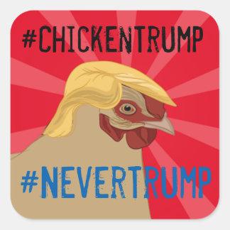 #Chicken Trump Donald Trump stickers