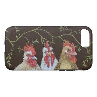 Chicken Vine iPhone 7 tough case