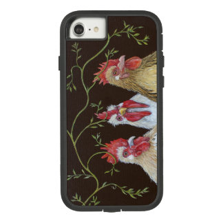 Chicken Vine iPhone 7, Tough Xtreme Phone Case