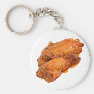 chicken wing Keychain