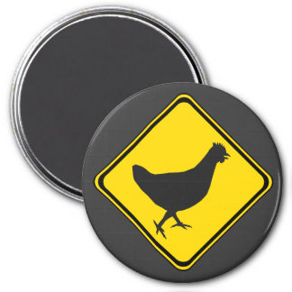 Chicken Xing! Magnet