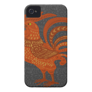 Chicken Year Case-Mate iPhone 4 Cases
