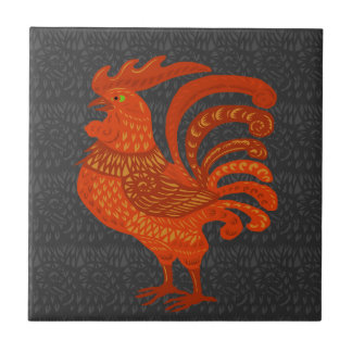 Chicken Year Tiles