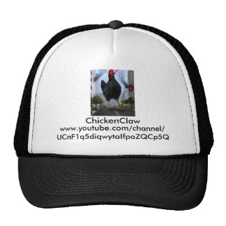 ChickenClaw Hat