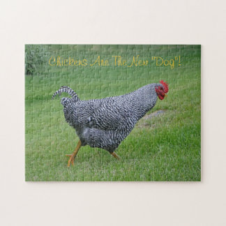 Chickens Are The New Dog Puzzle