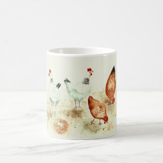 Chickens Coffee Mug