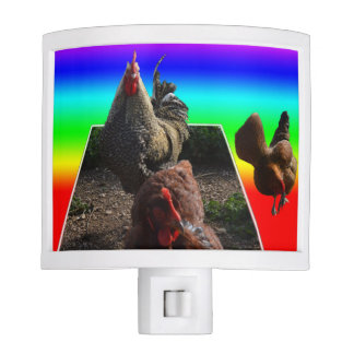 Chickens_In_A_Popout_Art_Effect_Night_Light Night Lite