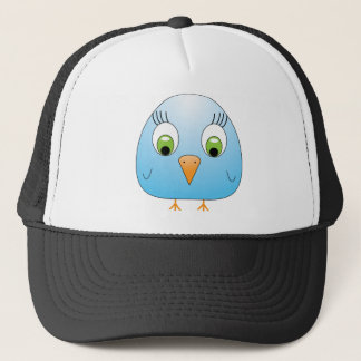 chickie B light blue Trucker Hat