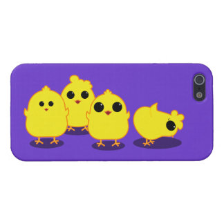 Chicks Case iPhone 5/5S Case