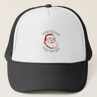 Chicks Dig The Beard Trucker Hat