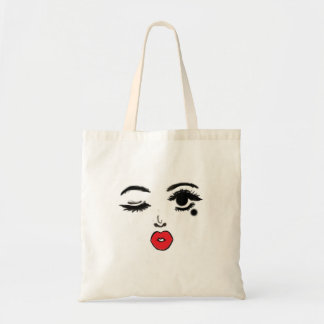 Chick's Face Bag