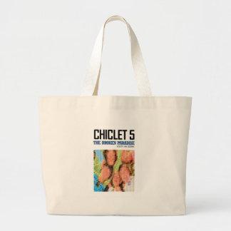 Chiclet 5 Store Jumbo Tote Bag