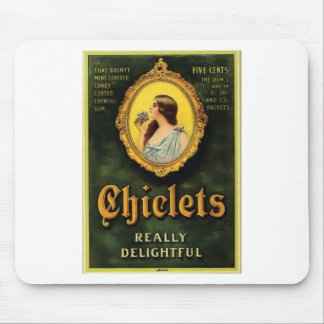 chiclets mouse pad