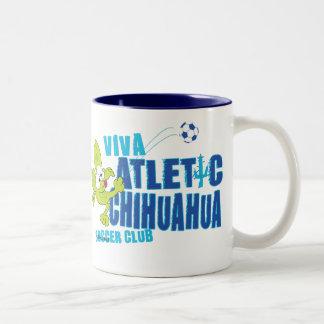 CHICO CHIHUAHUA soccer club mug