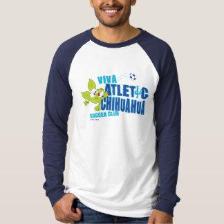 CHICO CHIHUAHUA soccer T-SHIRT