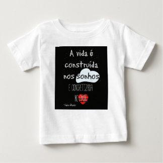 Chico Xavier Baby T-Shirt