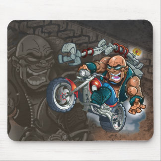 Chico's Chopper Mousepad