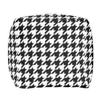Chidorigoushi Japanese Pattern Pouf