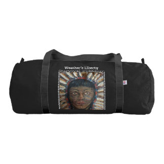 Chief Duffle Bag~With Motto