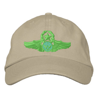 Chief Enlisted Member Embroidered Baseball Caps
