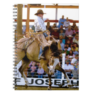 Chief Joseph Days Rodeo, Joseph, Oregon, USA Notebook