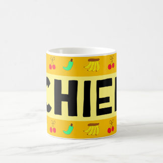 Chief - Mug for Bosses & Managers (Tribal Theme)