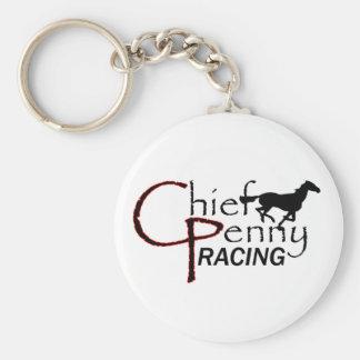 Chief_Penny_Racing Keychain