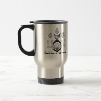 Chief Petty Officer Electrician's Technician Travel Mug