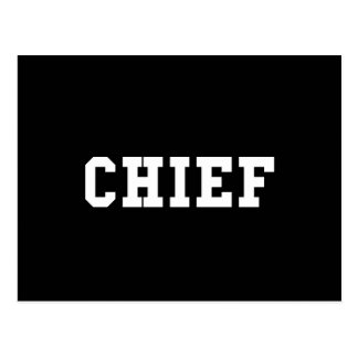 Chief Postcard