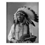 Chief Red Cloud Print