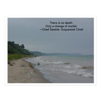 ~Chief Seattle~ Postcard