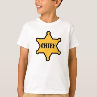 Chief sheriff star T-Shirt