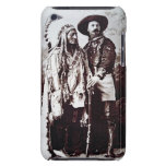 Chief Sitting Bull (1831-90) on tour with Buffalo Barely There iPod Case
