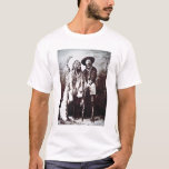 Chief Sitting Bull (1831-90) on tour with Buffalo T-Shirt