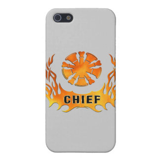 Chief's Flames iPhone 5/5S Cover