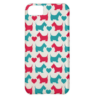 Chien de Scotty Coque iPhone 5C