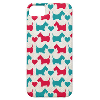 Chien de Scotty iPhone 5 Case