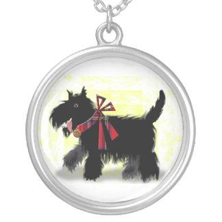 chien scotty heureux bijouterie personnalisée