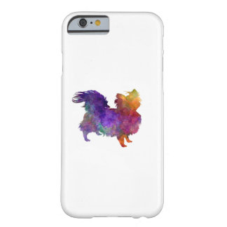 Chihuahua 02 in watercolor barely there iPhone 6 case