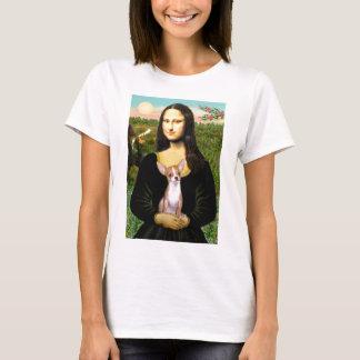 Chihuahua 1b - Mona Lisa T-Shirt